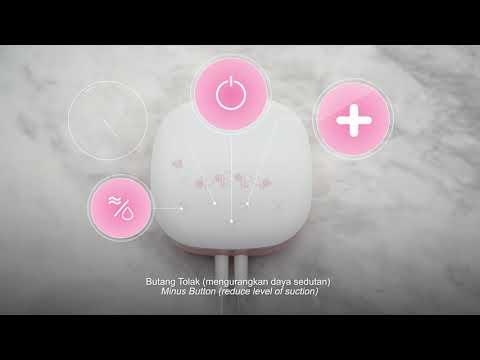 Autumnz Elternax Double Alternate Electric Breastpump
