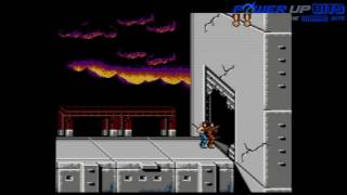 NES mini - Super Contra - 8 bits