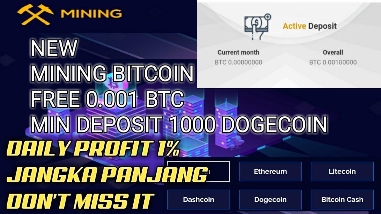 bitcoin mining daily profit