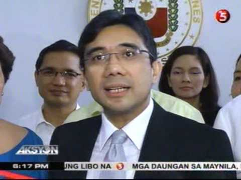 ARTICLES OF IMPEACHMENT VS  OMBUDSMAN TRANSMITTED TO THE SENATE by Andrea Bautista