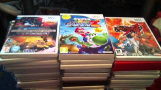 Wii Game Collection 2011 (140+)
