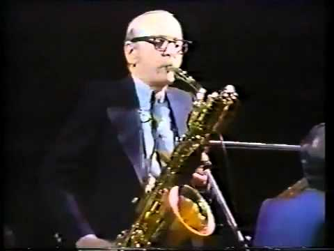 "Pepper Adams, Baritone Sax - ""It's You or No One"" (Jazz Festival, Barcelona, Spain, 1 Dec. 1983)"