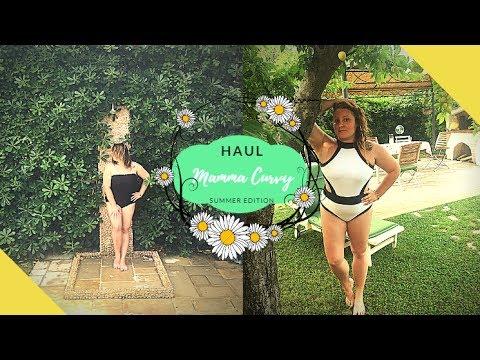 MAMMA CURVY - HAUL COSTUMI & CO