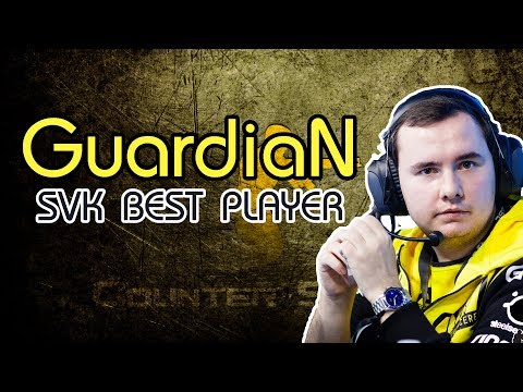 GuardiaN - SVK BEST PLAYER! no. #1