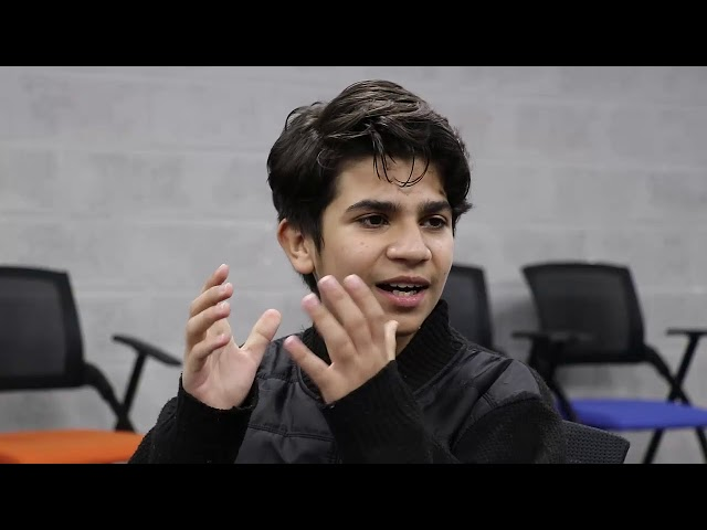 Pakistan's most important asset is its youth / Hammad Safi / Part 1