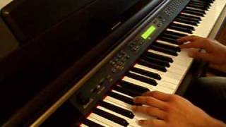 Wild West End - Dire Straits - Piano Cover