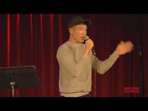 Joel Kim Booster Performs at the RISK! Live Show on 11.16.16