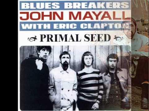 JOHN MAYALL ERIC CLAPTON LIVE 1966 - Hide Away...