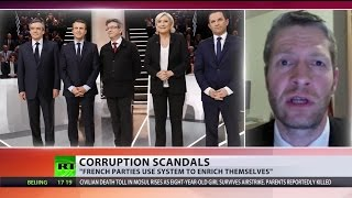 'French parties use system to get rich' – Analyst on election candidates corruption scandals