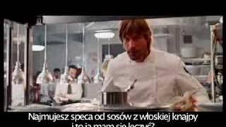 """Życie od kuchni"" (""No reservation"")"