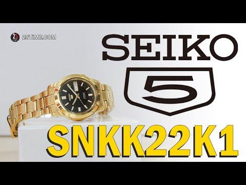 SEIKO 5 Series SNKK22K1 | Elegant - Dress Watch Under 150