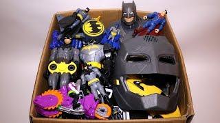 Toy Box: Cars, Kinder Joy, Masks, Batman Action Figures and More thumbnail