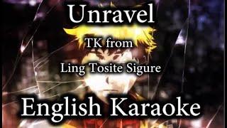 Download Unravel [English Karaoke] Mp3