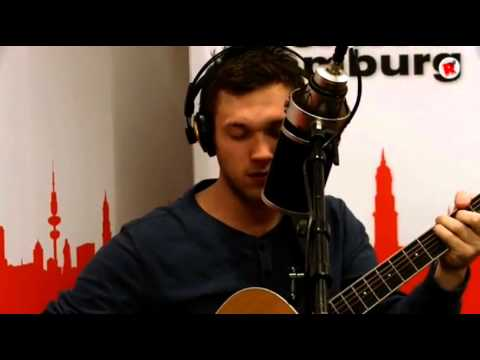 Phillip Phillips 'Crazy' at Hamburg radio