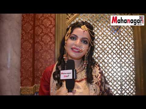 Set Visit of Bengali Serial Arabya Rajani   Colors Bangla