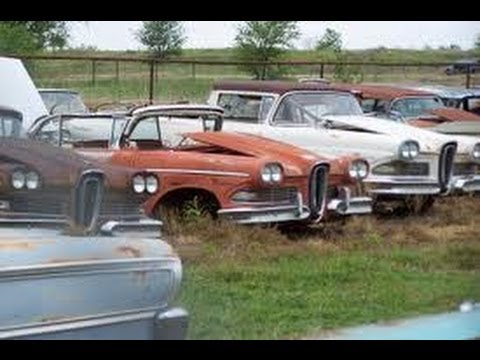 """How To Buy An Old """"Classic Car Or Truck""""-Learning The In's and Out's"""
