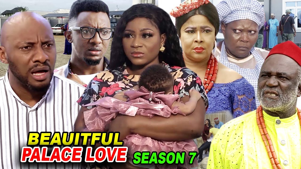 BEAUTIFUL PALACE LOVE SEASON 7 - Destiny Etiko 2020 Latest Nigerian Nollywood Movie Full HD