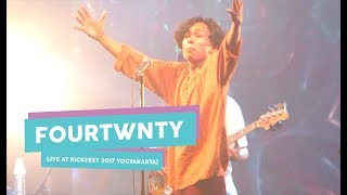 "[HD] Foutwnty - Yogyakarta ""Kla Project Cover"" (Live at Kickfest 2017 Yogyakarta, Oktober 2017)"