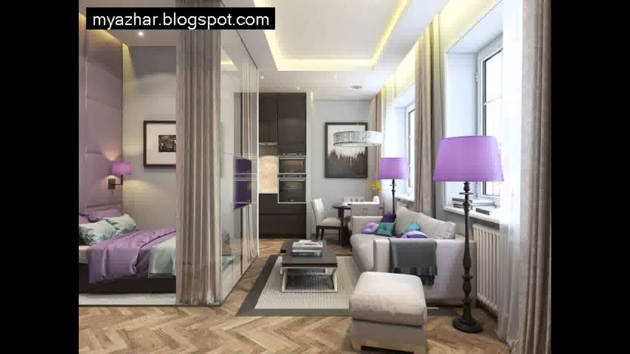 apartment designs studio apartment design ideas 500 square feet1 youtube - Studio Apartment Design Ideas 500 Square Feet