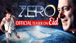 BIG News On Sharukh Khan Starrer ZERO Teaser
