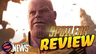 Avengers: Infinity War - Spoiler Review! thumbnail