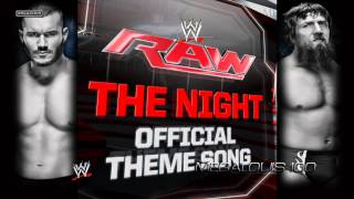 WWE Raw 12th Theme Song -