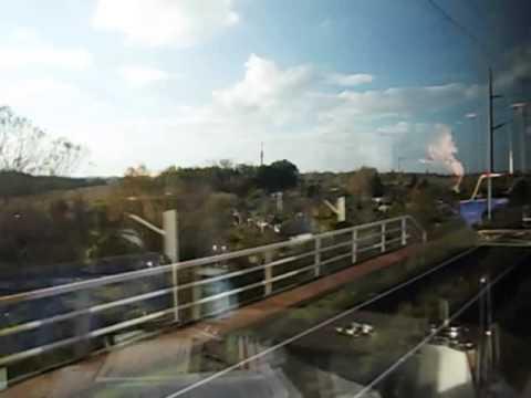 Deutsche Bahn IC 2442 Leipzig Hbf to Magdeburg Hbf