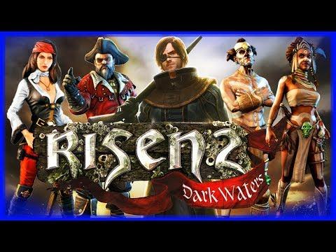 [ULTIMATIVE ESKALATION] Risen 2 Live Let's Play   Risen 2: Dark Waters   Quantumplays
