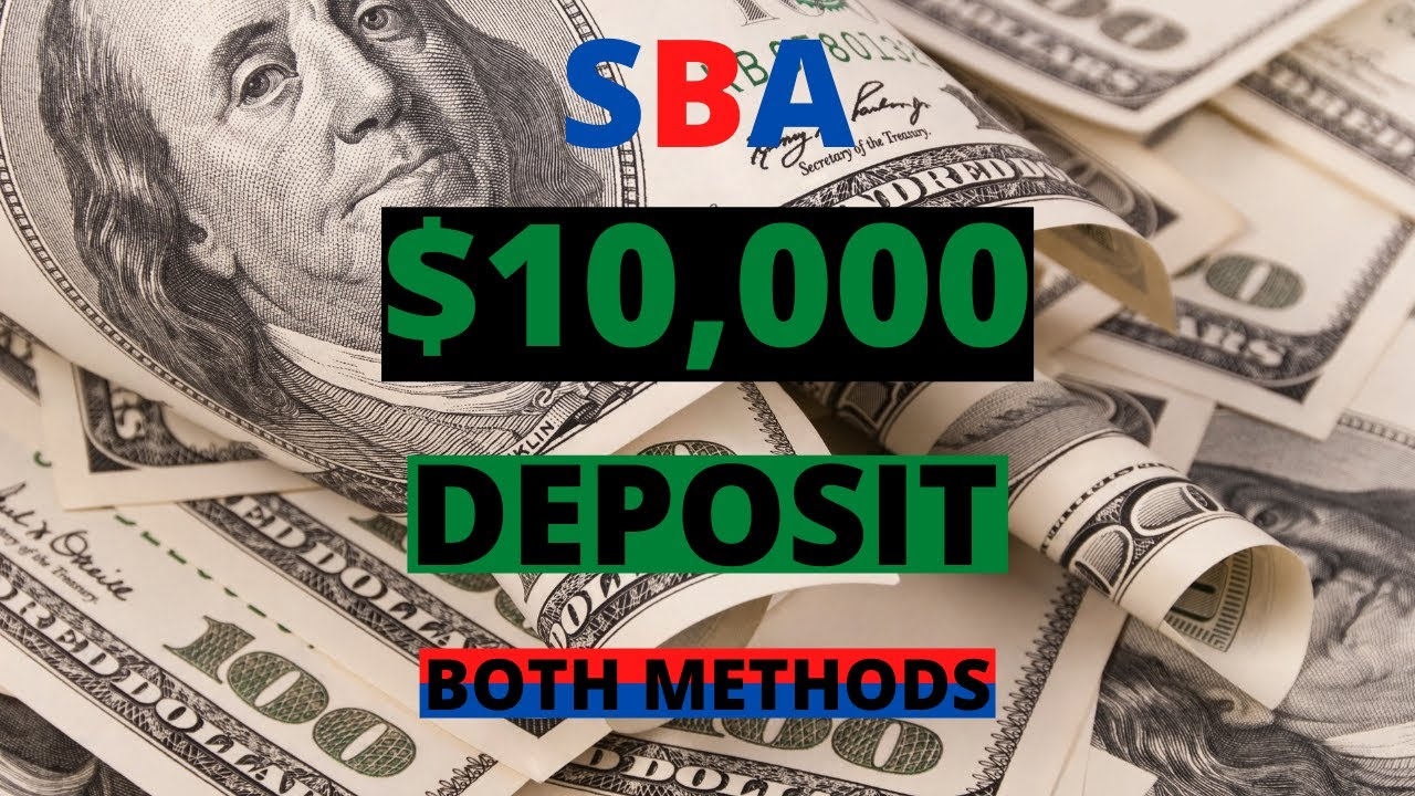 How To Get SBA Loan (Both Methods) Without A Business Apply for $10,000