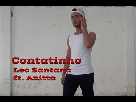Contatinho - Léo Santana ft Anitta  William Sousa Coreografia Dance Vídeo