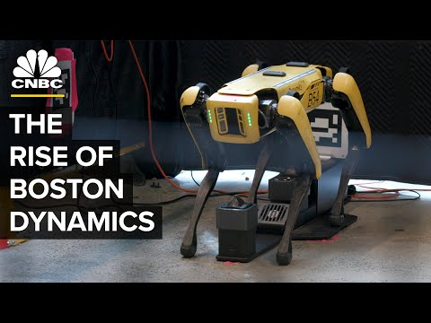 How Boston Dynamics Is Building Its Robot Empire