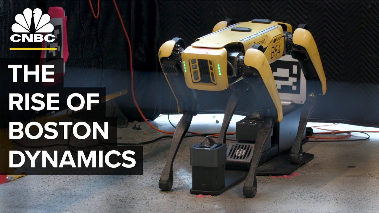 How Boston Dynamics Is Building It's Robot Empire