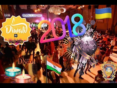 Ternopil state medical university |Diwali celebration 2018|