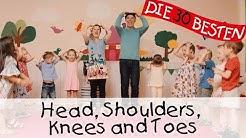 Head, Shoulders, Knees and Toes - Singen, Tanzen und Bewegen    Kinderlieder