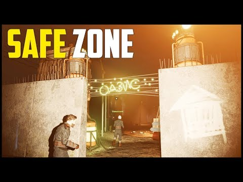 We Found a Safe Zone! - Merchants, Storage & More! - Desolate Gameplay Early Access #3