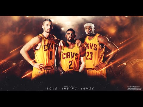 2015-2016 Cavaliers Season Hype Video: Lets Get It Started