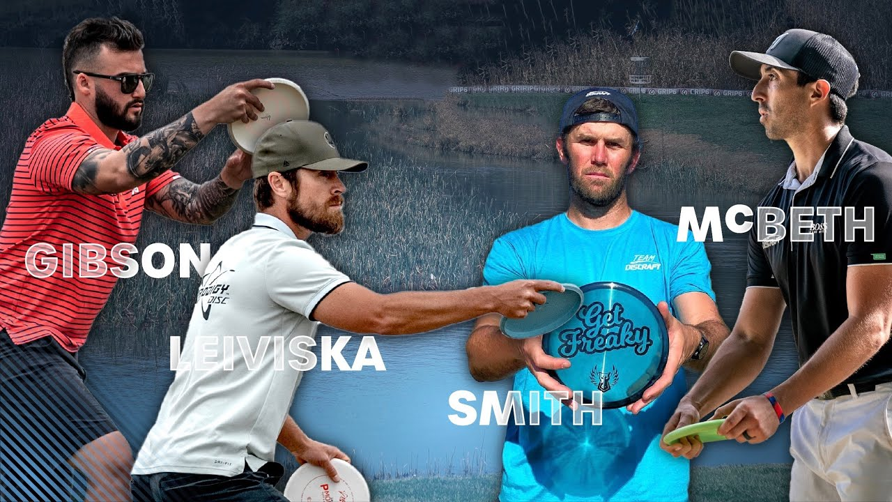 Brodie Smith's 1st Tournament Preview at WACO with Paul McBeth and Jeremy Koling