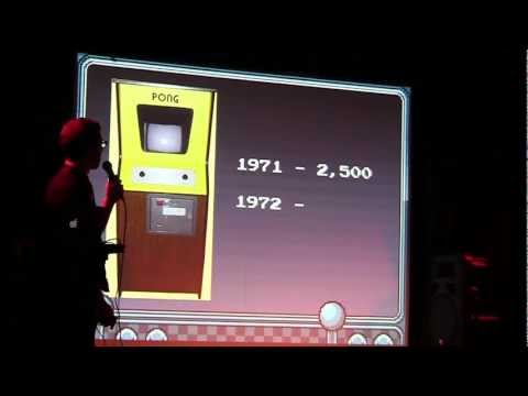 The History of Video Games! (A Barroom Lecture)