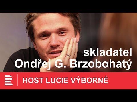 Snažím se ignorovat diktát civilizace, přiznává zpěvák a skladatel Ondřej Gregor Brzobohatý
