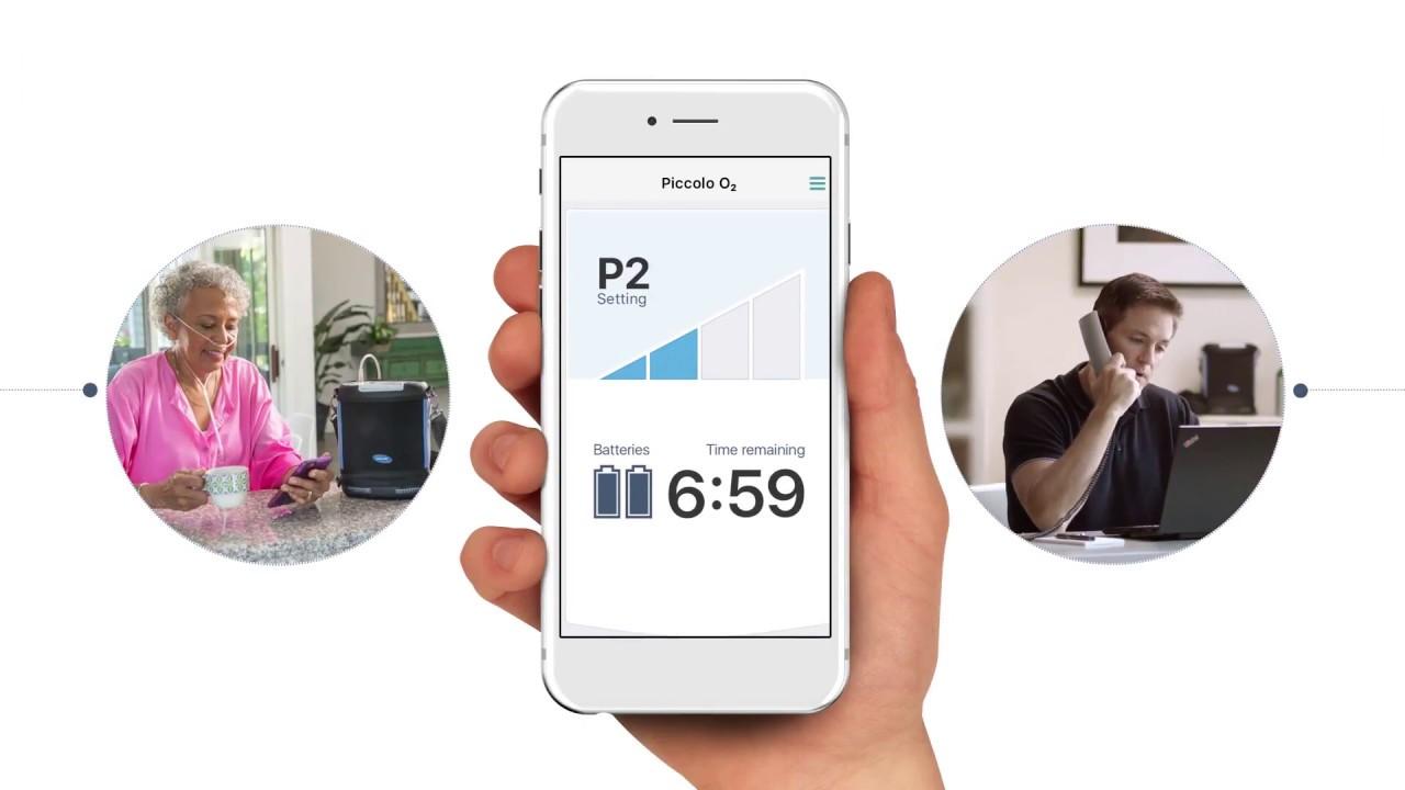 invacare platinum mobile oxygen concentrator with. Black Bedroom Furniture Sets. Home Design Ideas