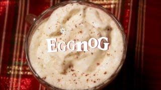 Homemade Eggnog | Thirsty For...