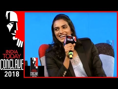 Success At 2016 Rio Olympics Didn't Change Me: Silver Medalist PV Sindhu | India Today Conclave 2018
