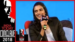 Success At 2016 Rio Olympics Didn't Change Me: Silver Medalist PV Sindhu | India Today Conclave 2018 thumbnail