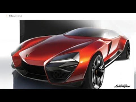 Lamborghini Espada By Alvin Tseng Youtube
