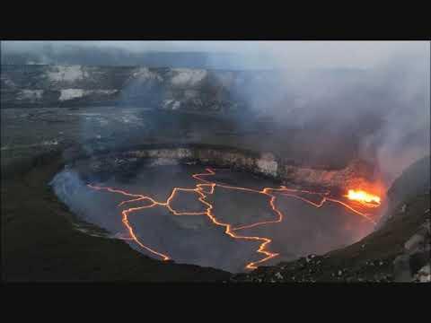 Yellowstone está a punto de explosión térmica