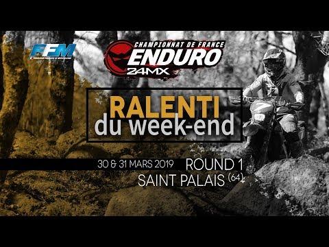 /// RALENTI DU WEEK-END - SAINT PALAIS ///