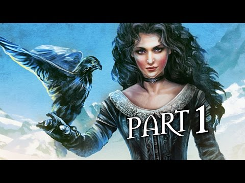 The Witcher 3 Wild Hunt Walkthrough Gameplay Part 1 - Yennefer PS4 Xbox One