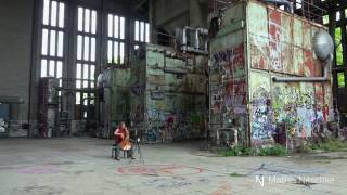 Bach Cello Suite No.1 in G, Prelude, with Anja Lechner