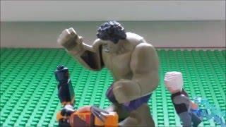 Лего мультик: Люди Х проти Халка/ Lego: X-Men Vs. Hulk (stop motion)
