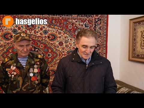 Администрация Хасавюрта посетила семьи афганцев